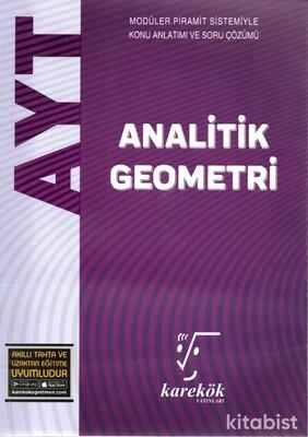 Karekök Yayınları - AYT Analitik Geometri MPS Konu Anlatımlı