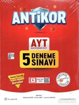 Fdd Yayınları - AYT Antikor 5 li Video Çözümlü Deneme Seti