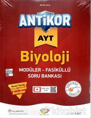 Fdd Yayınları - AYT Antikor Biyoloji Soru Bankası