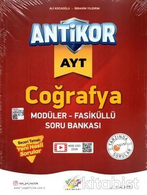 Fdd Yayınları - AYT Antikor Coğrafya Soru Bankası