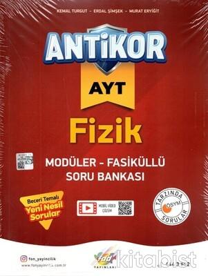 Fdd Yayınları - AYT Antikor Fizik Soru Bankası