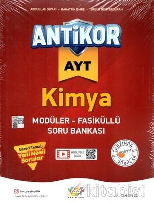 Fdd Yayınları - AYT Antikor Kimya Soru Bankası