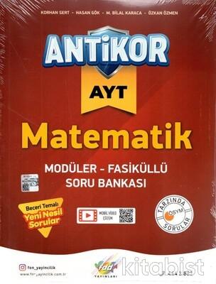 Fdd Yayınları - AYT Antikor Matematik Soru Bankası