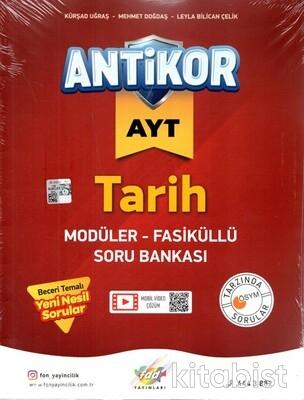 Fdd Yayınları - AYT Antikor Tarih Soru Bankası