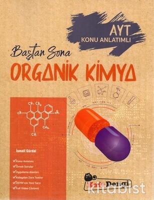 Kafadengi Yayınları - AYT Baştan Sona Organik Kimya Konu Anlatımlı