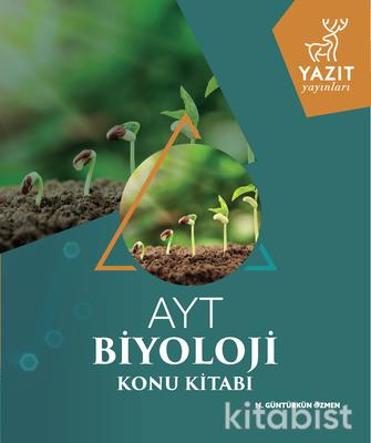 Yazıt Yayınları - AYT Biyoloji Konu Anlatımlı