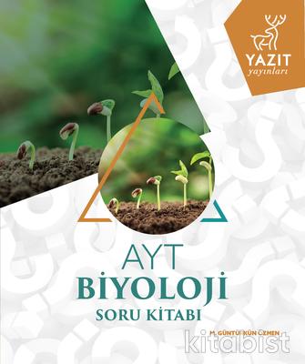 Yazıt Yayınları - AYT Biyoloji Soru Bankası