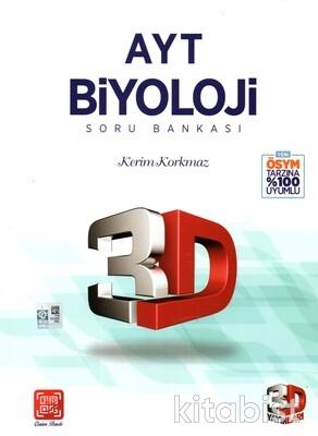 3D Yayınları - AYT Biyoloji Soru Bankası