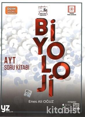 Yz Yayınları - AYT Biyoloji Soru Kitabı