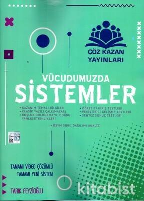 Çöz Kazan Yayınları - AYT Biyoloji Vücudumuzda Sistemler