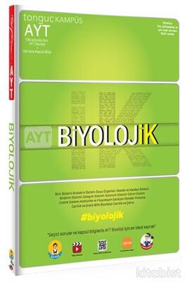 Tonguç Akademi - AYT BiyolojİK Soru Bankası