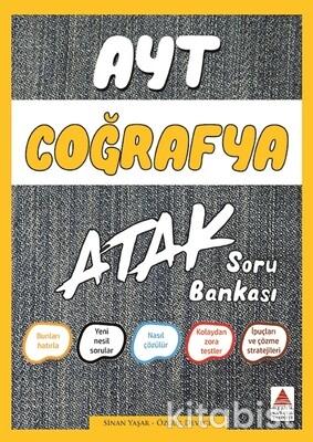Delta Yayınları - AYT Coğrafya Atak Soru Bankası