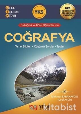 Nitelik Yayınları - AYT Coğrafya Ders İşleme Kitabı