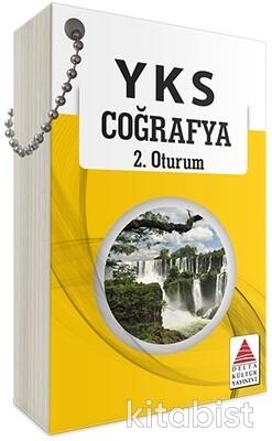Delta Yayınları - AYT Coğrafya Kartları