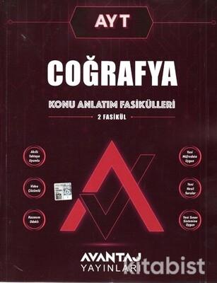 Avantaj Yayınları - AYT Coğrafya Konu Fasikülleri