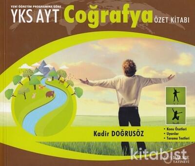 Palme Yayınları - AYT Coğrafya Özet Kitabı