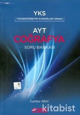 Esen Yayınları - AYT Coğrafya Soru Bankası