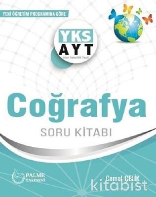 Palme Yayınları - AYT Coğrafya Soru Bankası