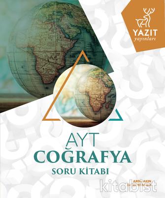 Yazıt Yayınları - AYT Coğrafya Soru Bankası