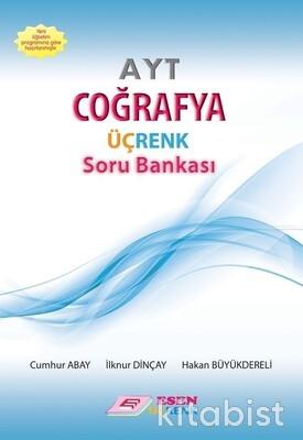 Üçrenk Yayınları - AYT Coğrafya Soru Bankası