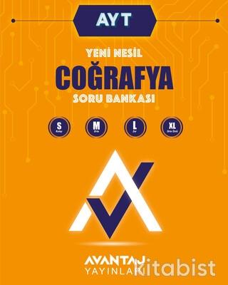 Avantaj Yayınları - AYT Coğrafya Soru Bankası
