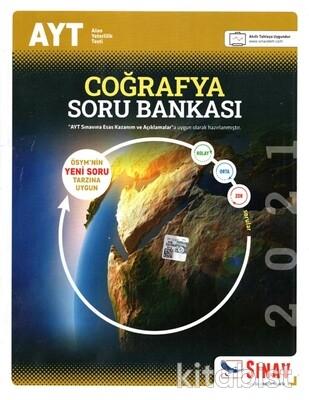 Sınav Yayınları - AYT Coğrafya Soru Bankası