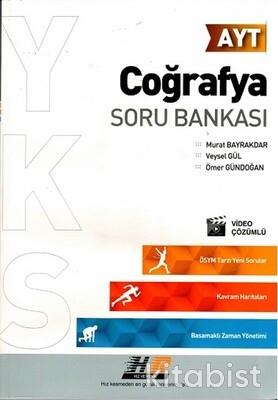 Hız ve Renk Yayınları - AYT Coğrafya Soru Bankası