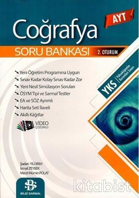Bilgi Sarmal Yayınları - AYT Coğrafya Soru Bankası
