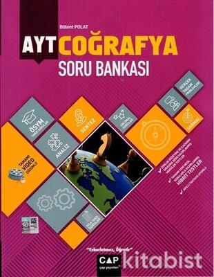 Çap Yayınları - AYT Coğrafya Soru Bankası