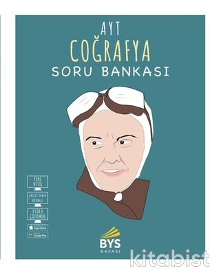 Bys Kafası Yayınları - AYT Coğrafya Soru Bankası