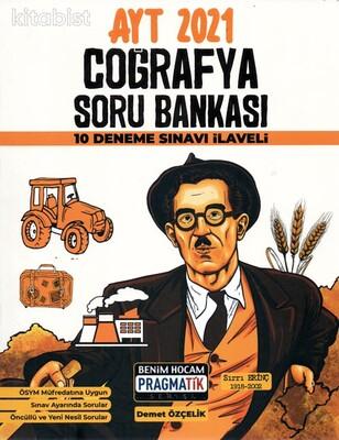 Benim Hocam Yayınları - AYT Coğrafya Soru Bankası Pragmatik Serisi - 2021