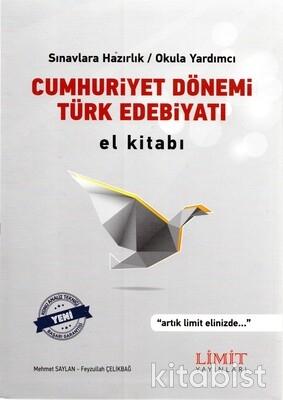 Limit Yayınları - AYT Cumhuriyet Dönemi Türk Edebiyatı El Kitabı