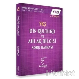 Karekök Yayınları - AYT Din Kültürü ve Ahlak Bilgisi Soru Bankası