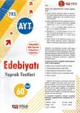 Nitelik Yayınları - AYT Edebiyat 60'li Yaprak Test