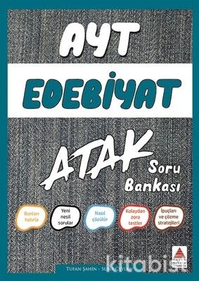 Delta Yayınları - AYT Edebiyat Atak Soru Bankası