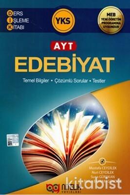 Nitelik Yayınları - AYT Edebiyat Ders İşleme Kitabı