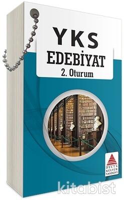 Delta Yayınları - AYT Edebiyat Kartları