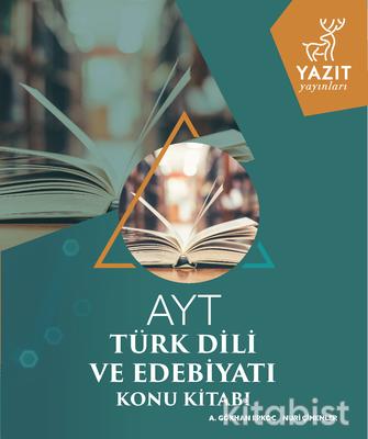 Yazıt Yayınları - AYT Edebiyat Konu Anlatımlı