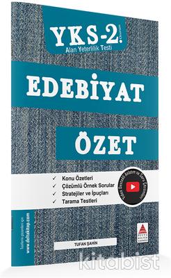 Delta Yayınları - AYT Edebiyat Özet