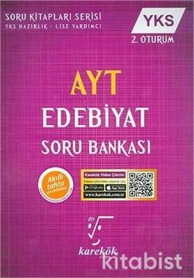 Karekök Yayınları - AYT Edebiyat Soru Bankası