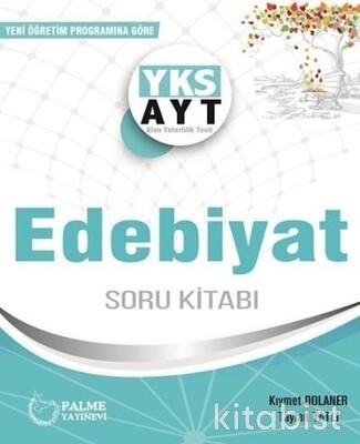 Palme Yayınları - AYT Edebiyat Soru Bankası