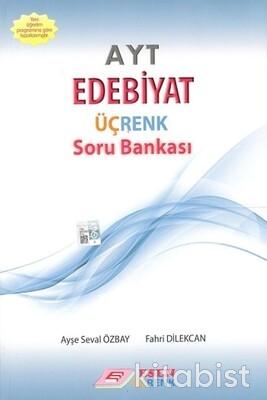 Üçrenk Yayınları - AYT Edebiyat Soru Bankası