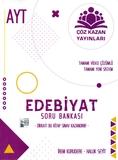 Çöz Kazan Yayınları - AYT Edebiyat Soru Bankası-2021