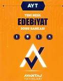 Avantaj Yayınları - AYT Edebiyat Soru Bankası