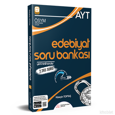 Paragrafın Şifresi - AYT Edebiyat Soru Bankası