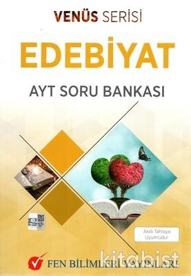 Fen Bilimleri Yayınları - AYT Edebiyat Soru Bankası Venüs Serisi
