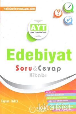 Palme Yayınları - AYT Edebiyat Soru&Cevap Kitabı