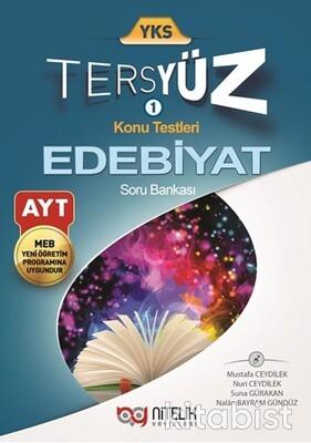 Nitelik Yayınları - AYT Edebiyat Tersyüz Soru Bankası