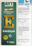 Sınav Yayınları - AYT Edebiyat Yaprak Test