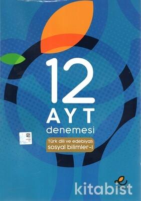 Endemik Yayınları - AYT Edebiyat/Sosyal Bilimler-1 12'li Deneme Sınavı